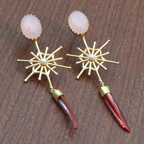 Alazaya Earrings