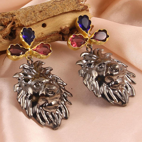 Alamillo Earrings