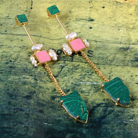 Hensley'd Earrings