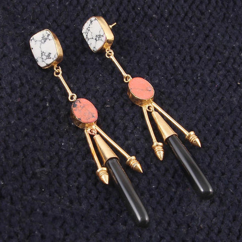 Sabbadini Earrings
