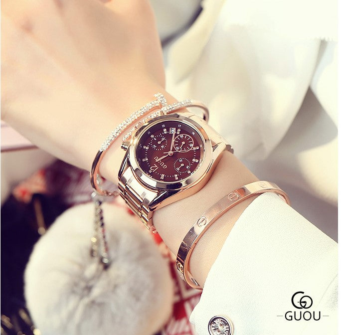 Mizaraa Stylish Wrist Watch