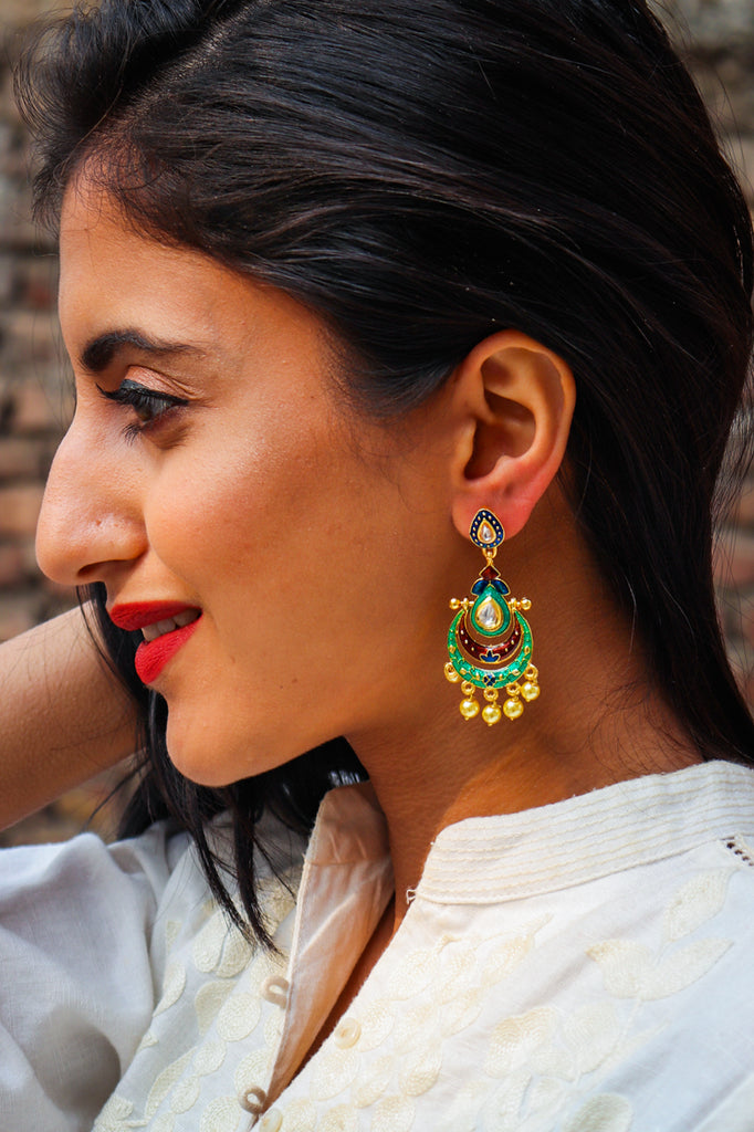 Aashita Earrings