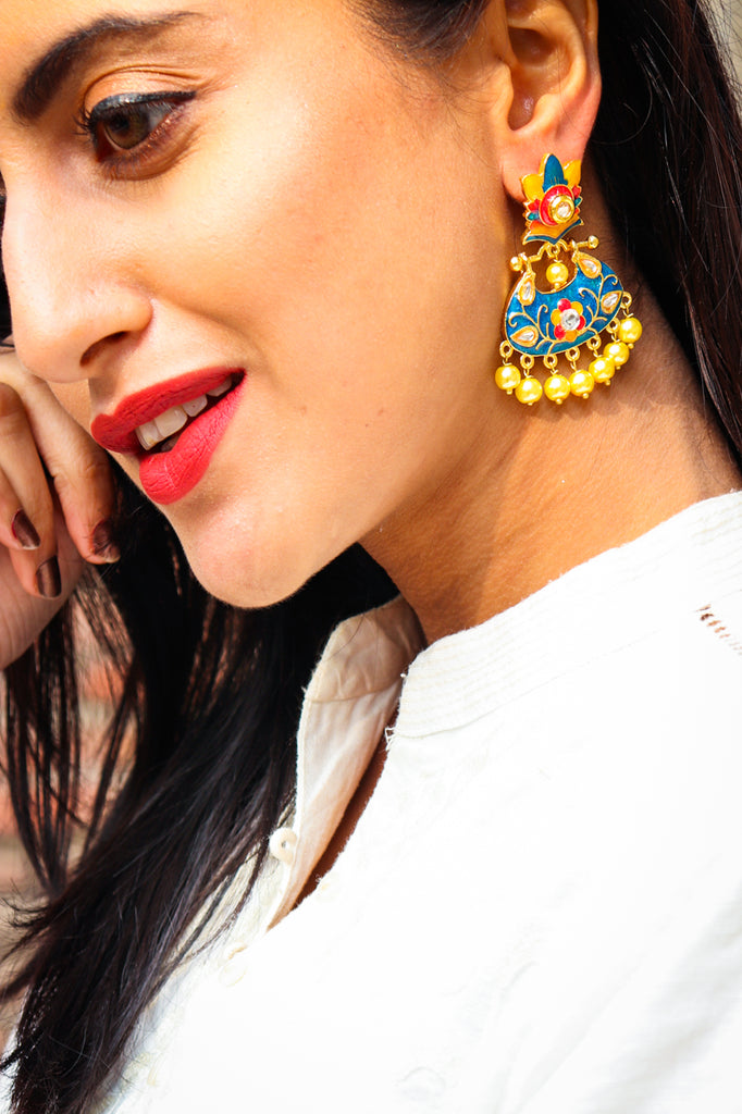 Abhikhya Earrings