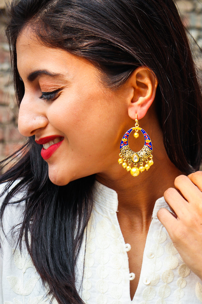 Abhinivesha Earrings