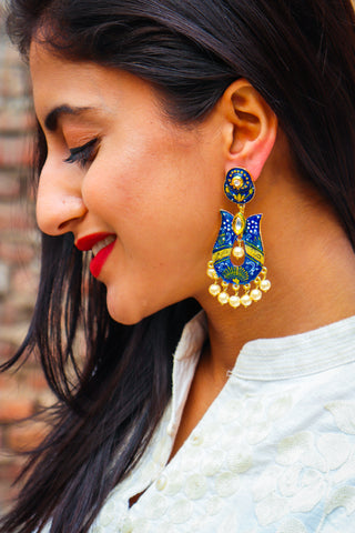 Akshara Earrings