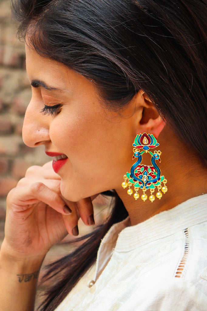 Dayanita Earrings