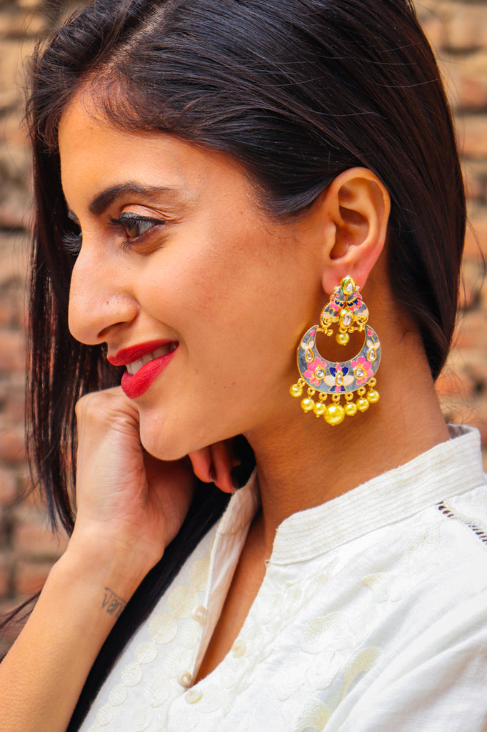 Gitashri Earrings