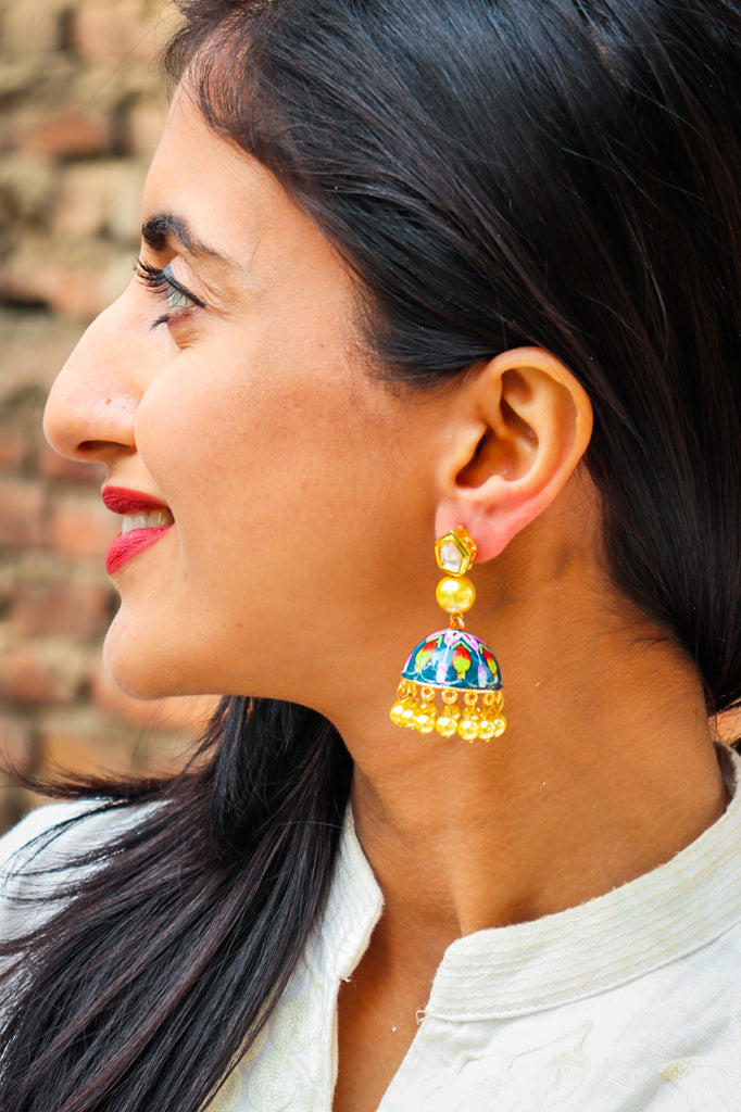 Hradini Earrings