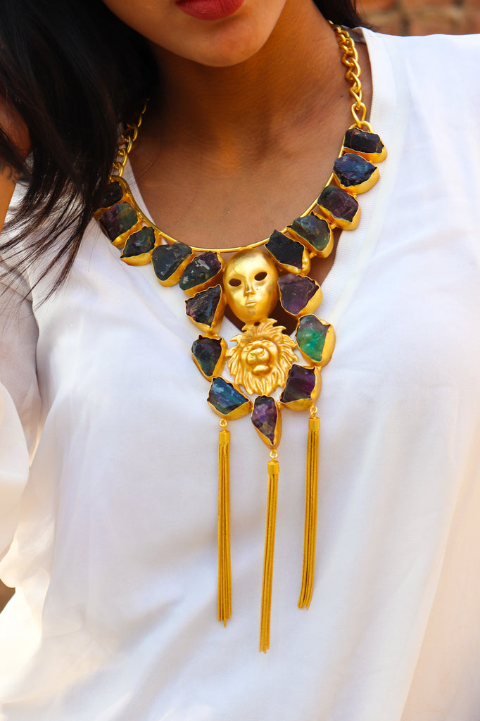 Tigress Statement Necklace