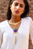 Trinity Statement Necklace