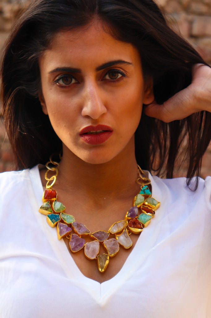 Marvello Statement Necklace