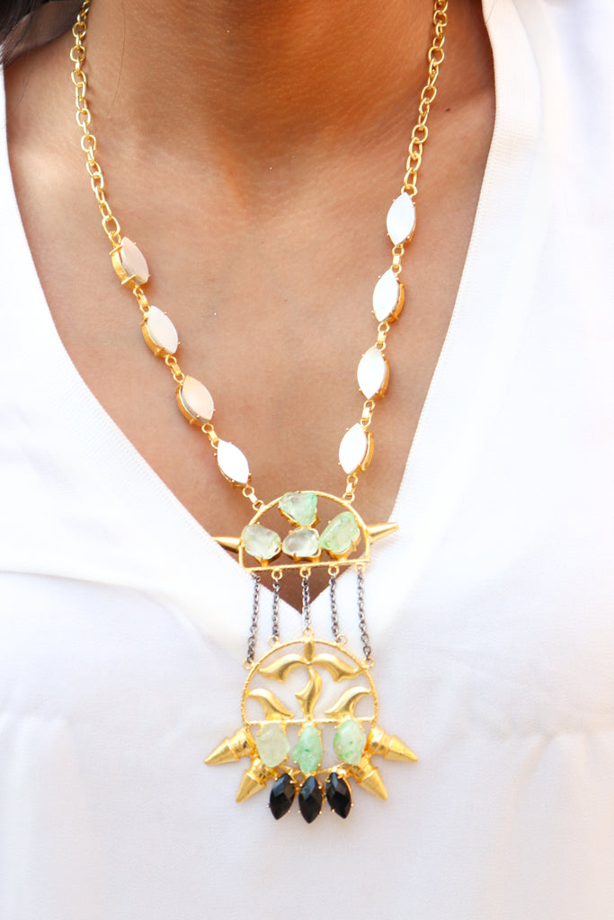 Flair Statement Necklace