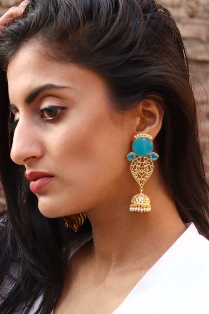 Royalty Chandelier Earrings