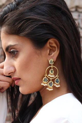 Neenaski Earrings