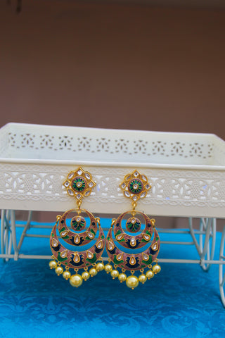 Aarashi Earrings