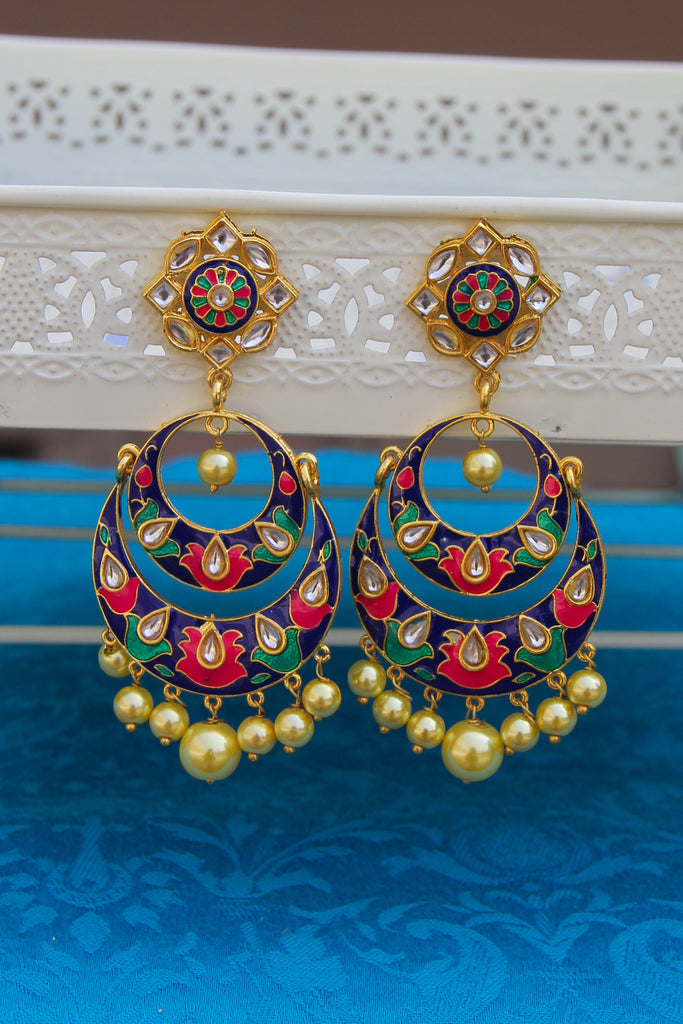 Moshika Earrings