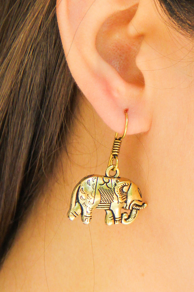 Haathi Earrings