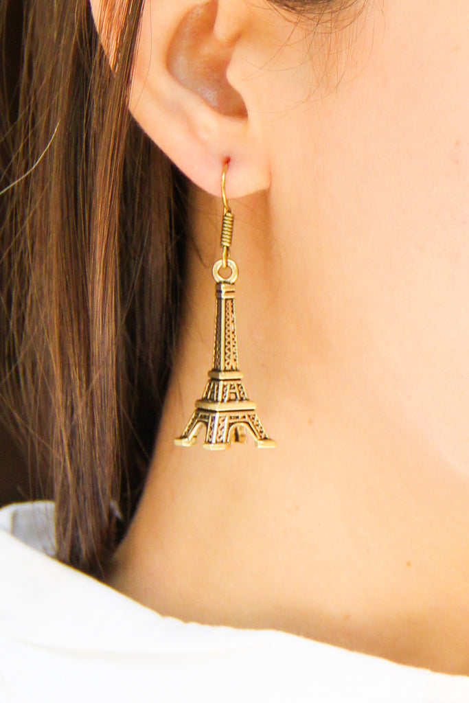 Eiffel Earrings