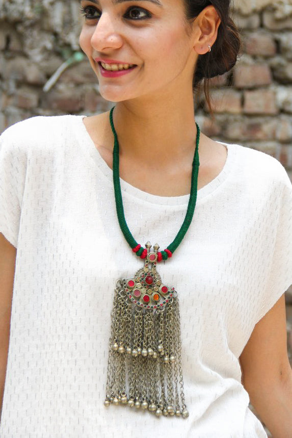 Jansaya Necklace