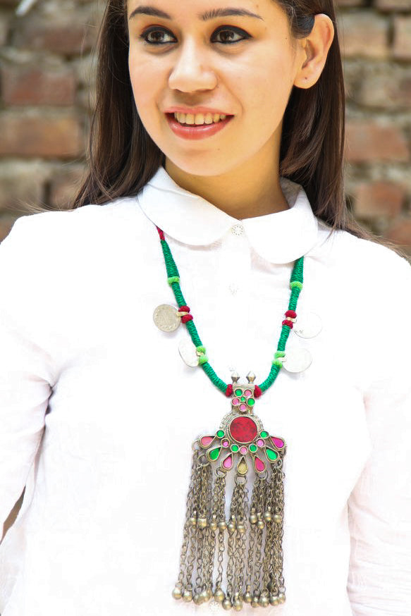 Qymbat Necklace