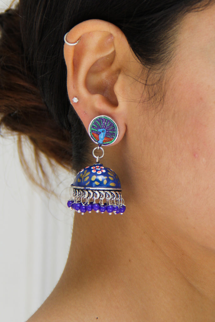 Neela Mor Earrings