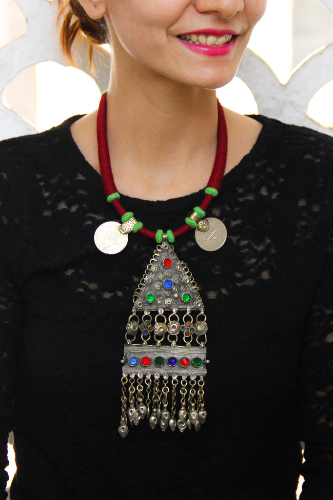 Adra Necklace