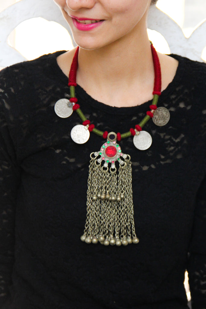 Afrah Necklace