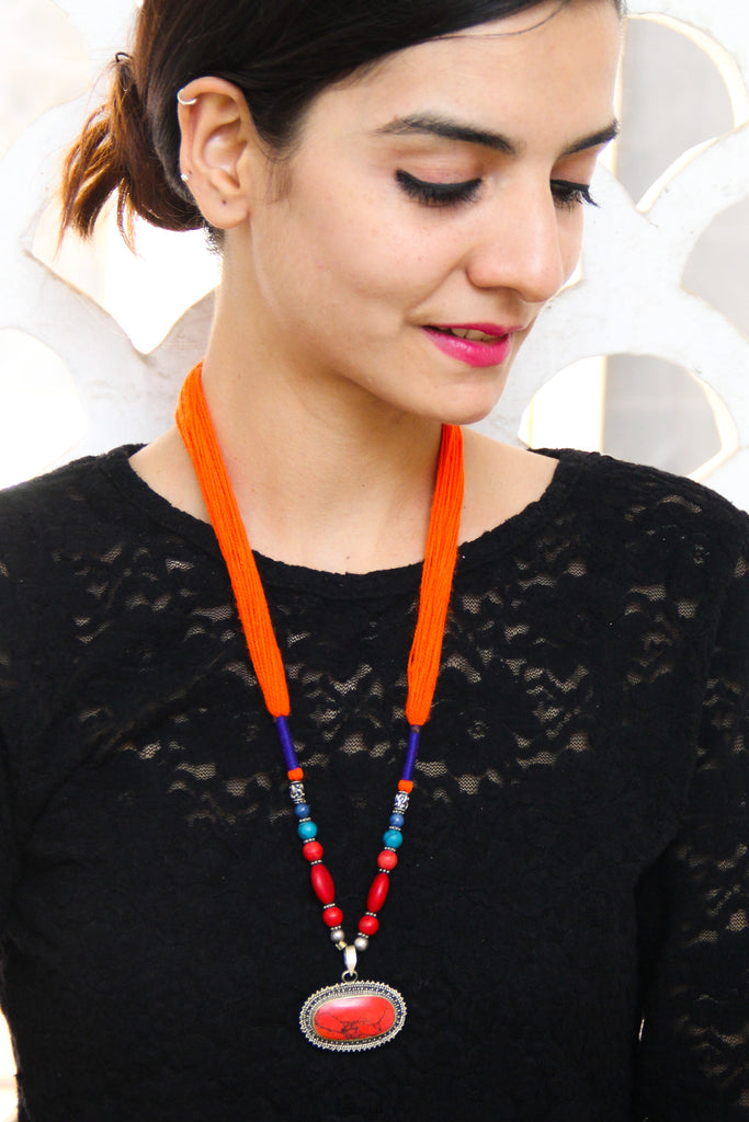 Ajva Necklace
