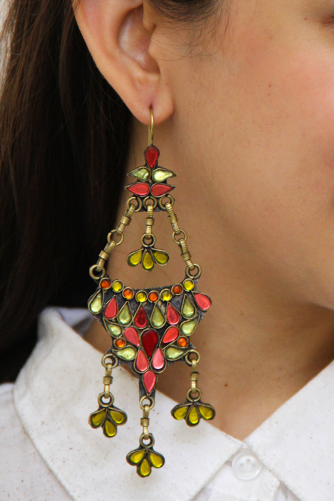 Madina Earrings