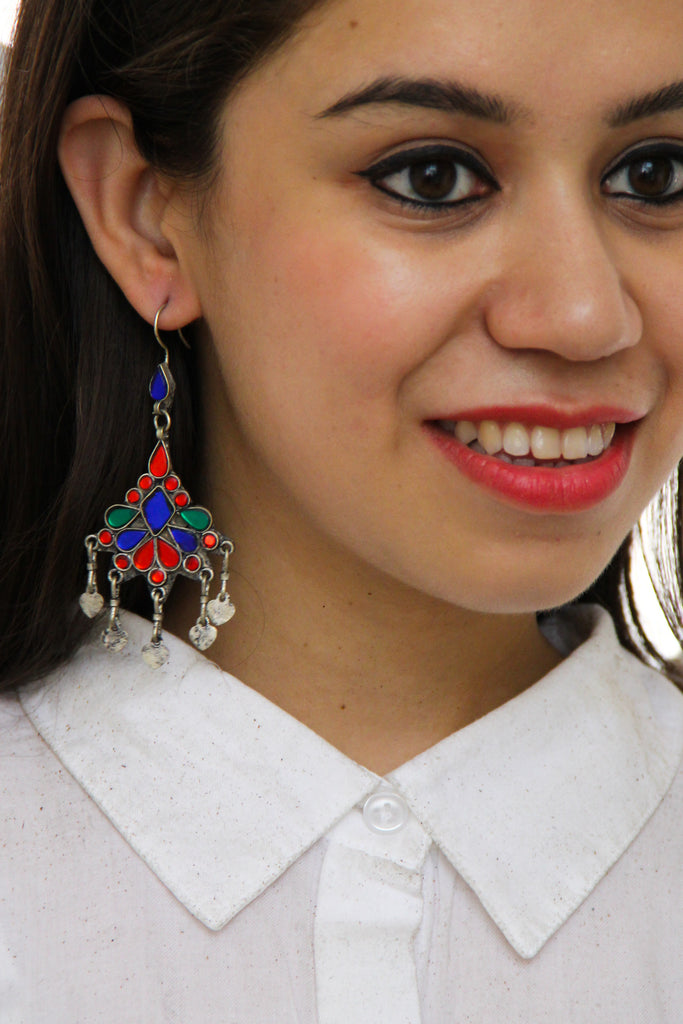 Gordafarid Earrings