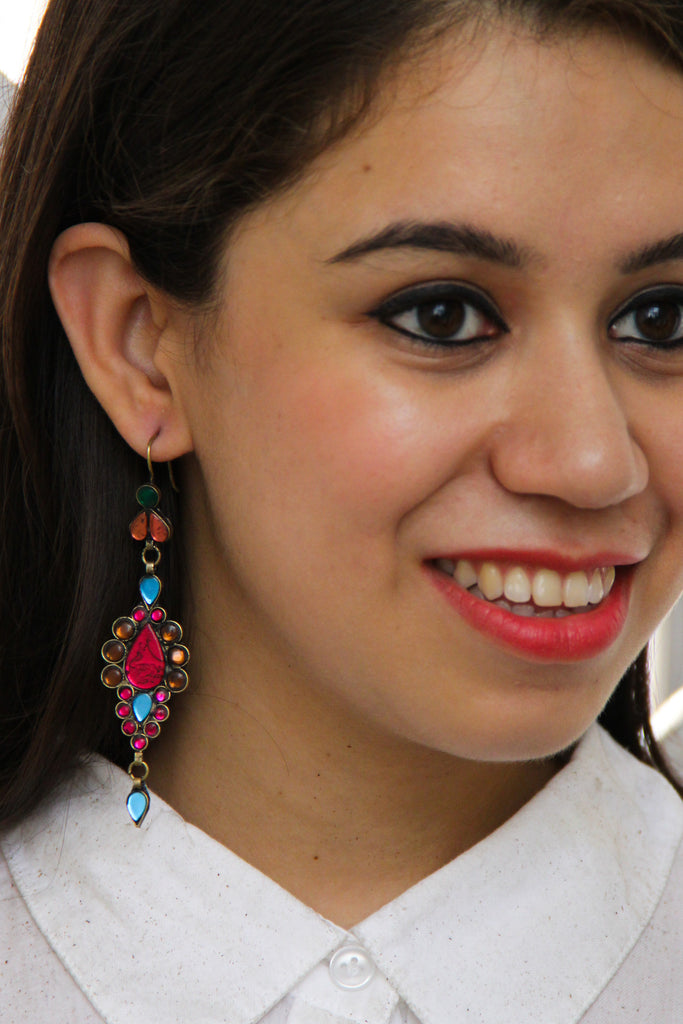Mehzabeen Earrings
