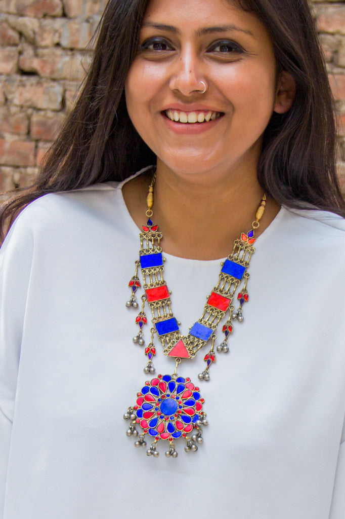 Ruhaani Necklace
