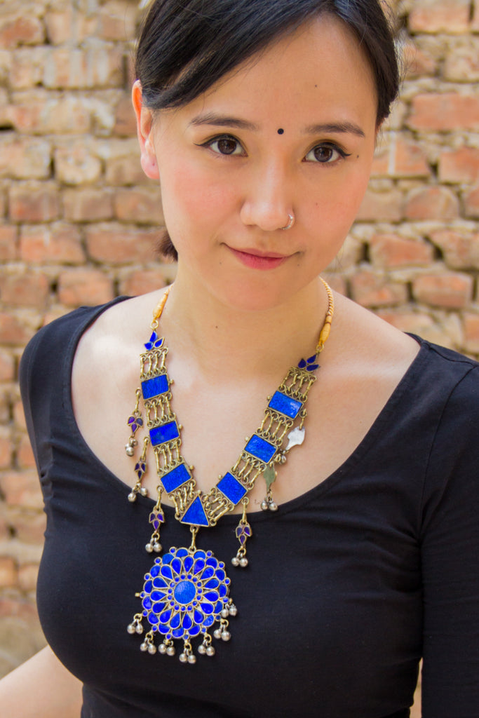 Enesh Afghani Necklace