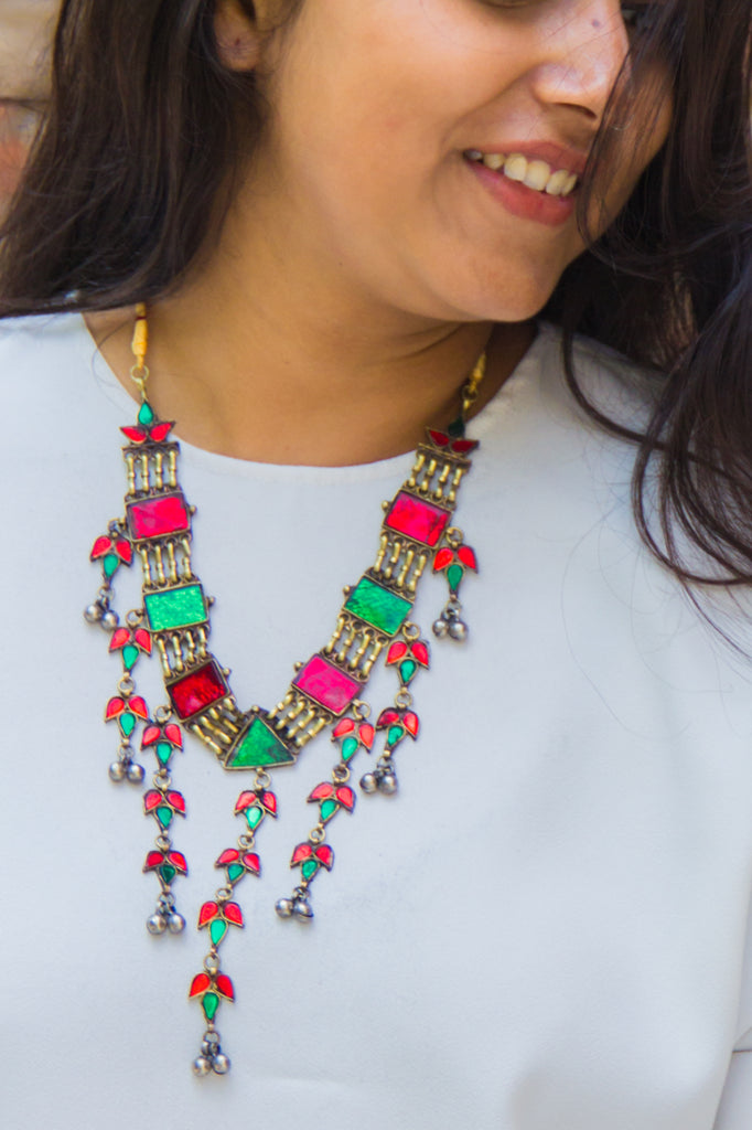 Haifa Necklace