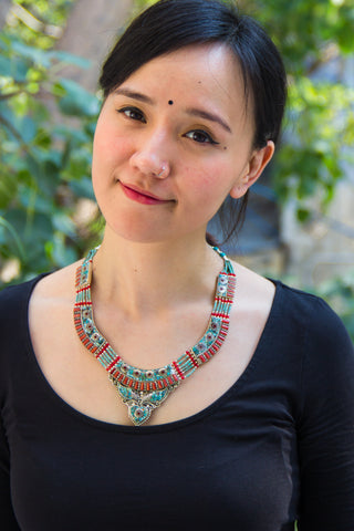 Baishali Nepali Necklace