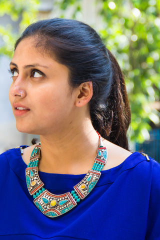 Ayusha Nepali Necklace