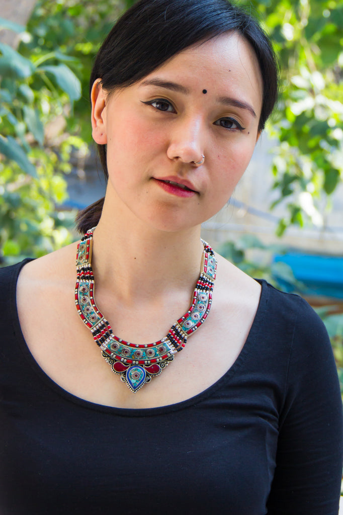 Avni Nepali Necklace