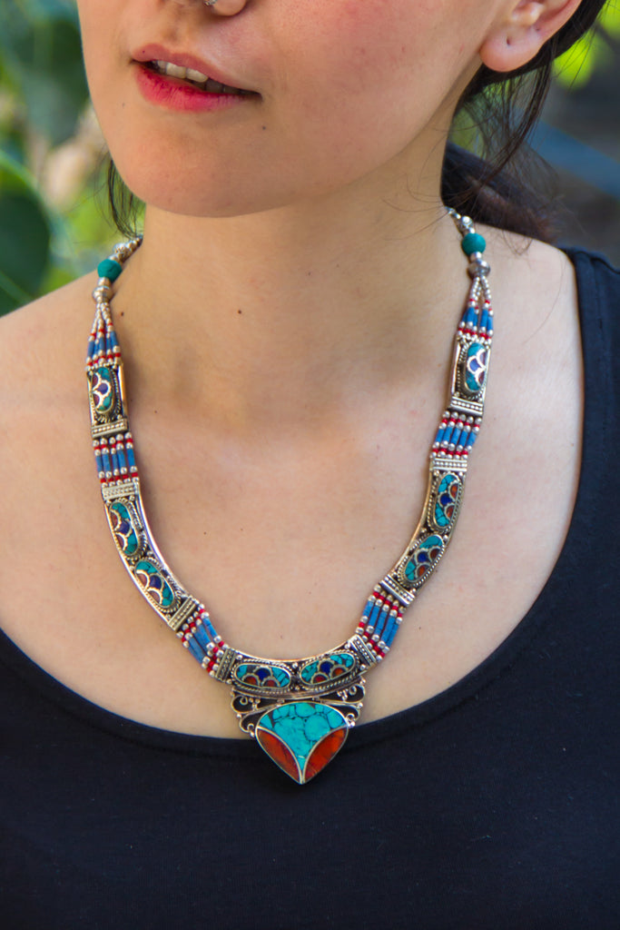 Anupa Nepali Necklace