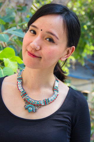 Amshu Nepali Necklace