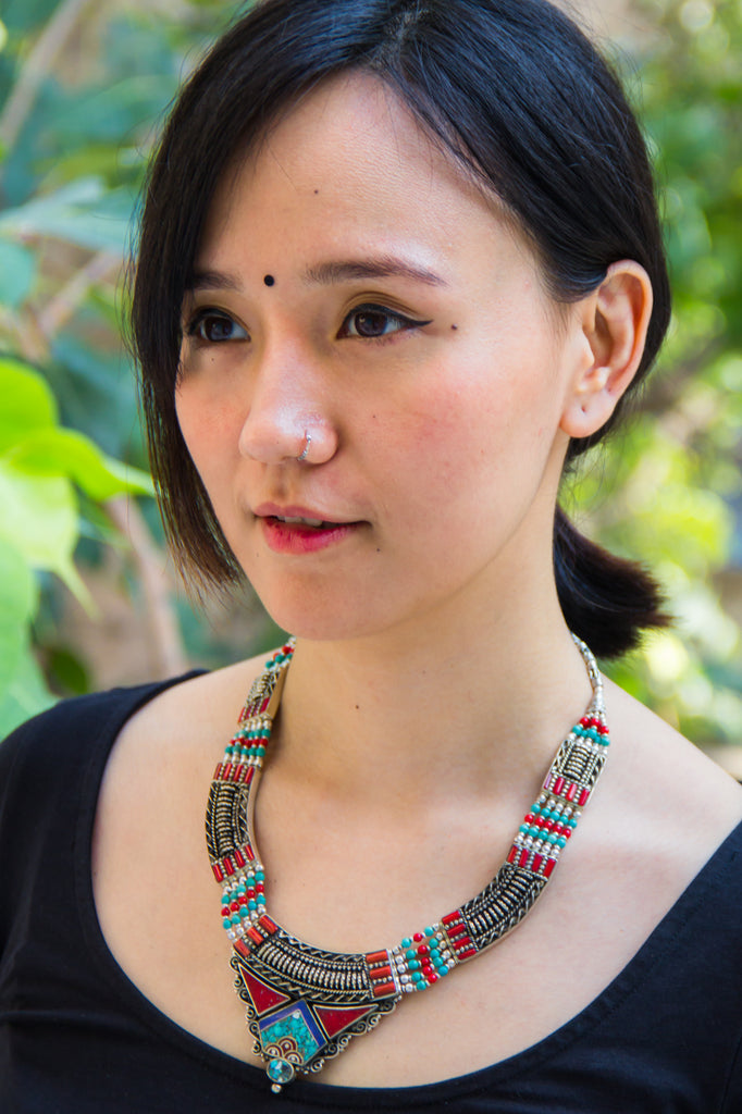 Amala Nepali Necklace