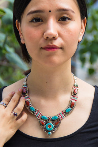 Aarshi Nepali Necklace