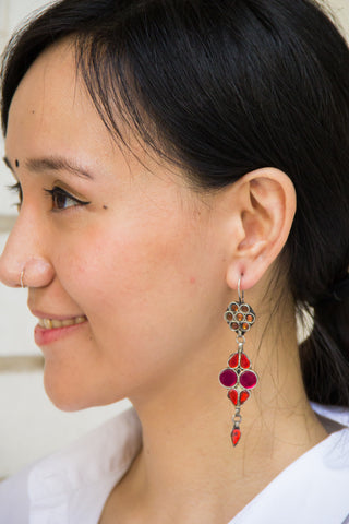 Afghani Drop Earrings