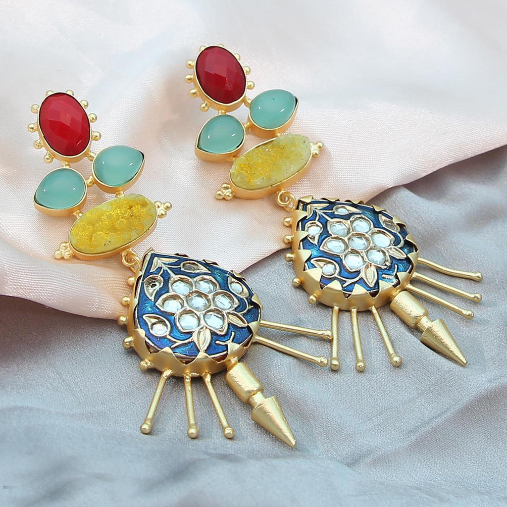 Kazeer Earrings