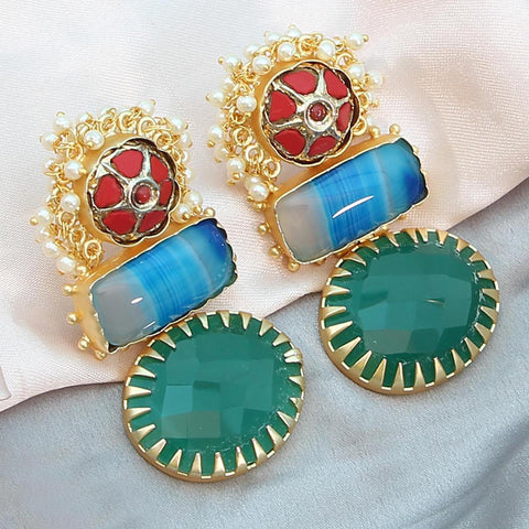 Quadia Earrings
