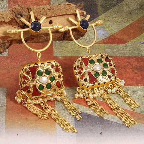 Akush Earrings
