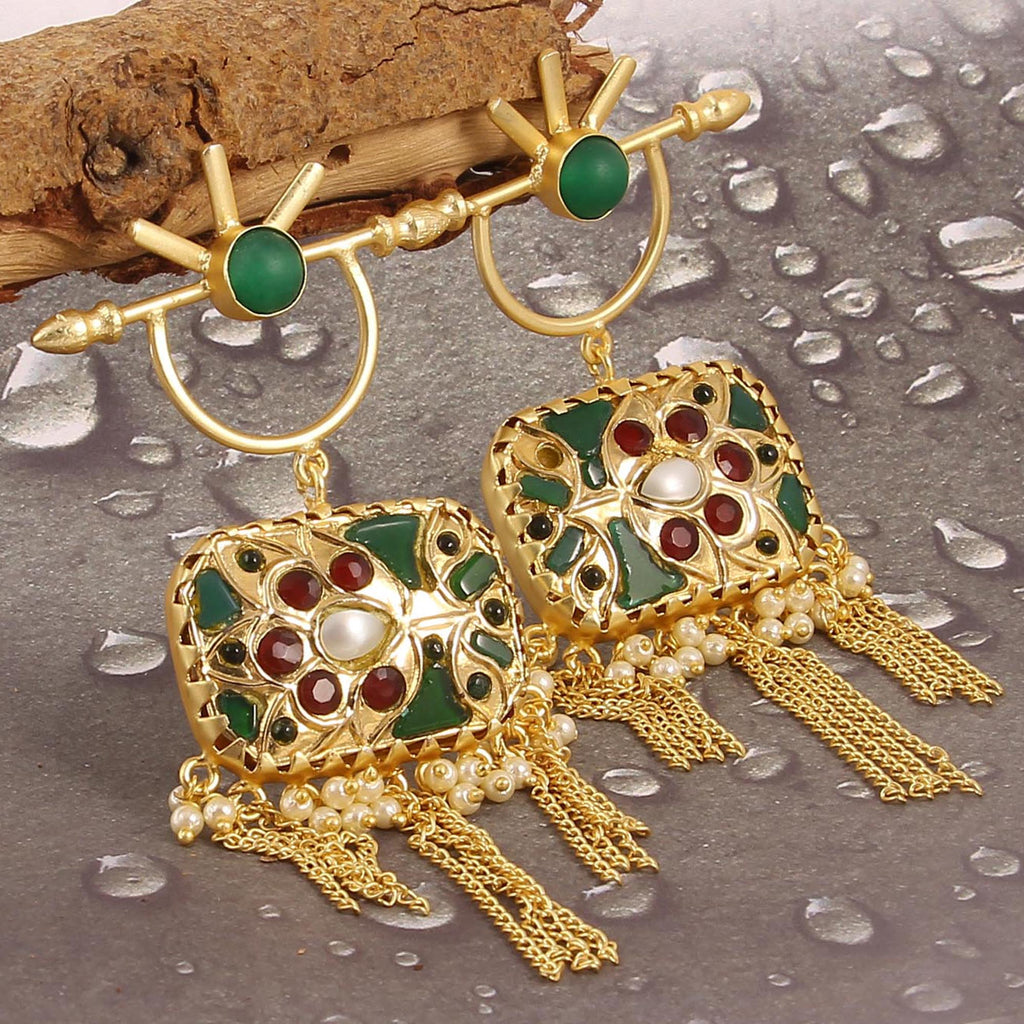 Akwasi Earrings