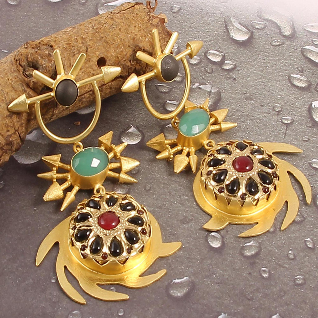 Aknan Earrings