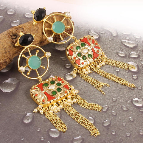Akobo Earrings