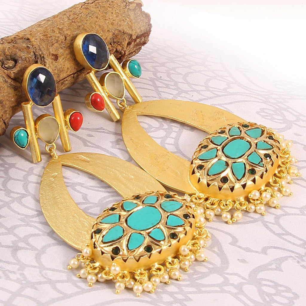 Akorm Earrings