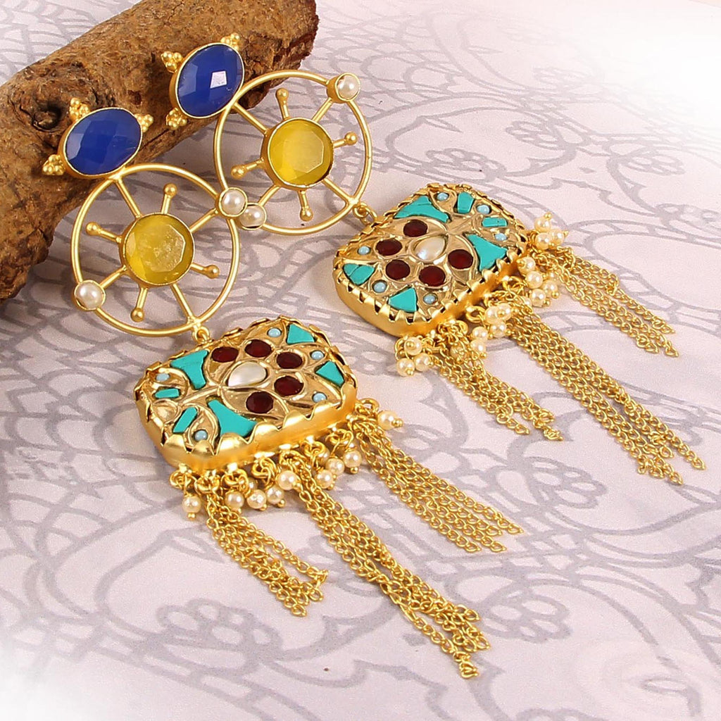 Akosua Earrings